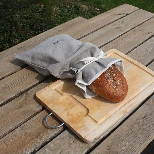 Brødpose - Et gammeldags køligt spisekammer i det moderne køleskab