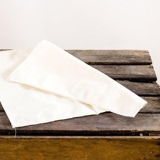 Bomulds inderpose til Brød-, Ost- eller Pølsepose