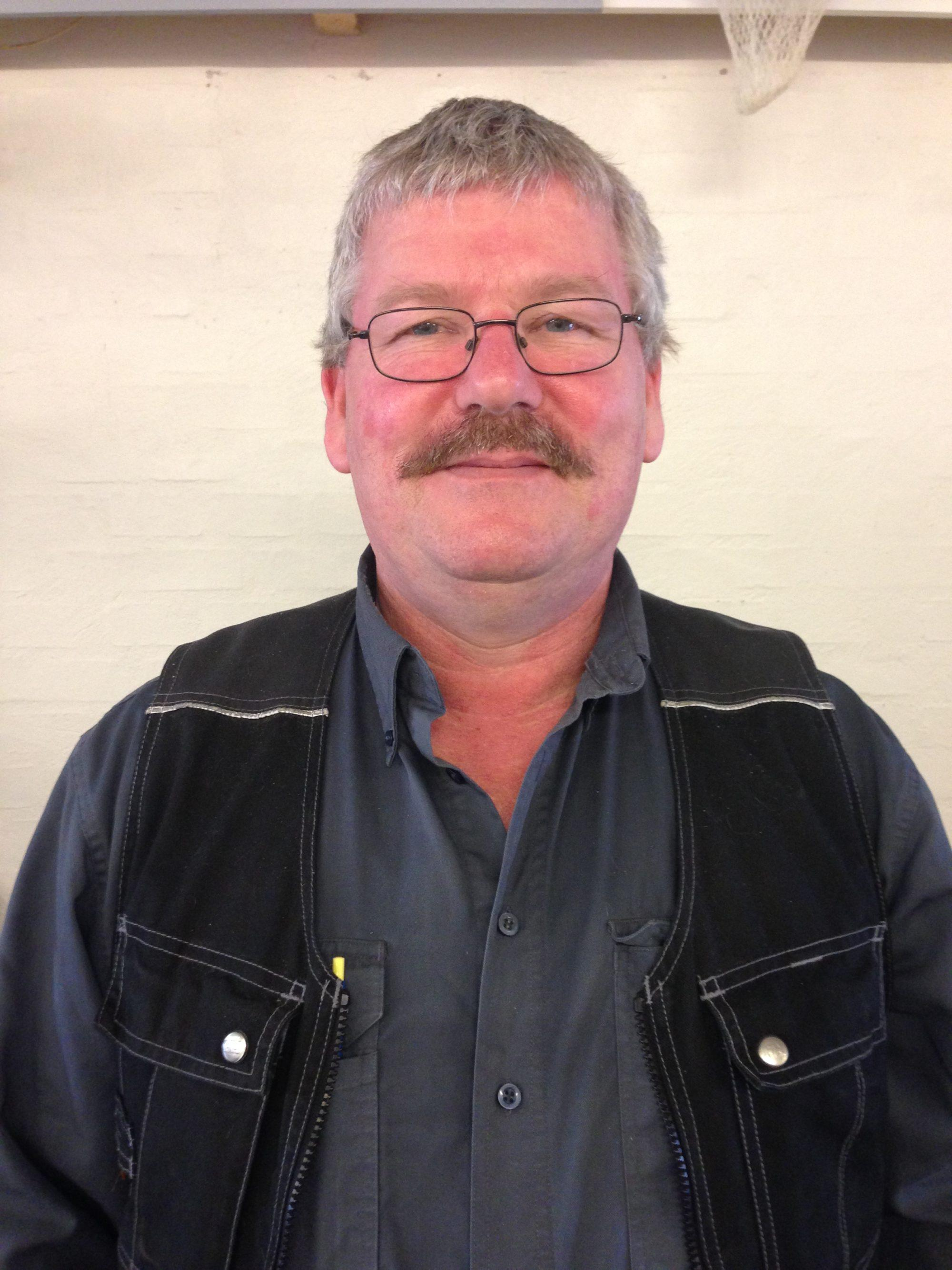 John F Jacobsen Direktør MKs systue